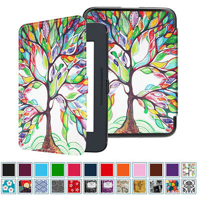Fintie Slim Case Cover For Barnes & Noble Nook GlowLight 3 eReader BNRV520 2017