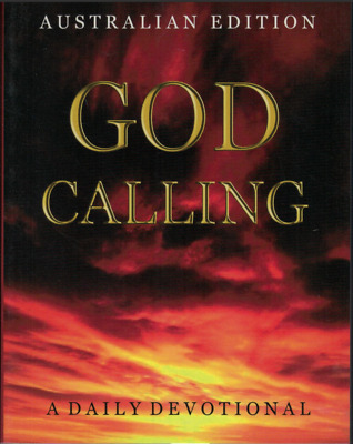 "NEW ""God Calling - Australian Edition Devotional"" AJ Russell / The Two Listeners"
