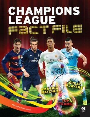 Champions League Fact File, Gifford, Clive, 9781783122653