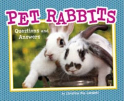Pet Rabbits Questions & Answers, 9781474721387