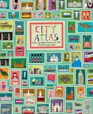 City Atlas: Discover the personality of the world's best-loved cities in this i.