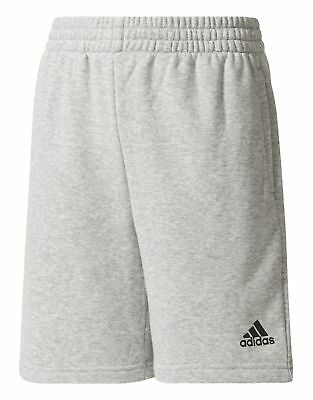 adidas Performance Kinder Sportshort Trainingsshort YOUTH BOYS LOGO SHORT grau