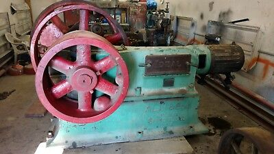 A.L.Ide&Sons antique stationary steam engine