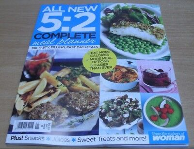 500 Calorie Diet Complete Meal Planner 5:2 #7: 108 Tasty Filling Fast Day Meals