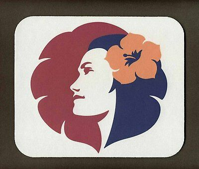 HAWAIIAN  AIRLINES  Mouse Pad - #2 *FREE SHIPPING