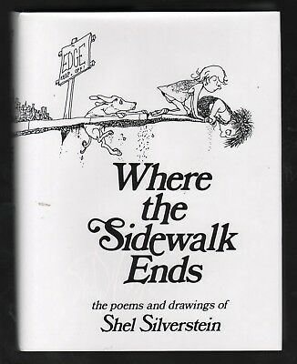 Where the sidewalk ends poems and drawings 590 picclick shel silverstein where the sidewalk ends poetry drawings new hcdj mint fandeluxe Choice Image