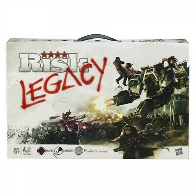 Avalon Hill Board Game Risk Legacy english
