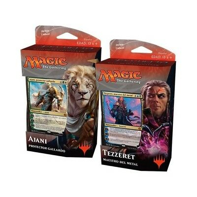 Magic the Gathering La revuelta del ?ter Planeswalker Decks Display (6) spanish
