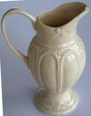 "Vintage 5"" Thatham Creamware Cream Milk Pitcher mint condition"