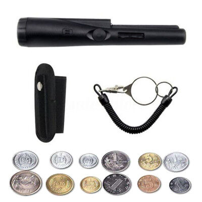 Automatic Pro Pointer Pinpointer Metal Detector Waterproof ProPointer + Holster
