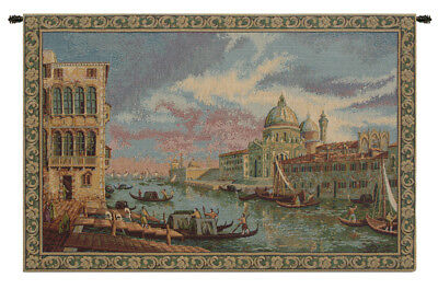 Venezia Vintage Woven Fine Wall Hanging Tapestry