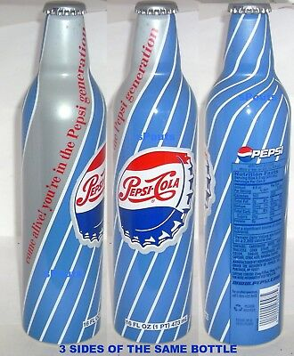 """1960s Paper Pepsi Come Alive Paper Cone Cup Water Cooler Sweetheart 3.75/"""""""