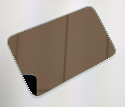 Stick On Self Adhesive Car Sun Visor Glass Mirror - Make Up Mirror For Honda