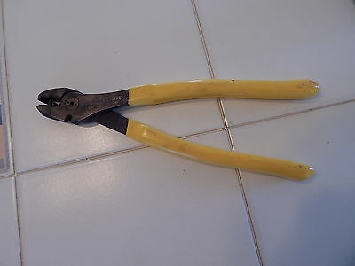 Thomas & Betts Sta-Kon Ra Rb Rc Insulated Wire Connector Crimper Pliers Stakon