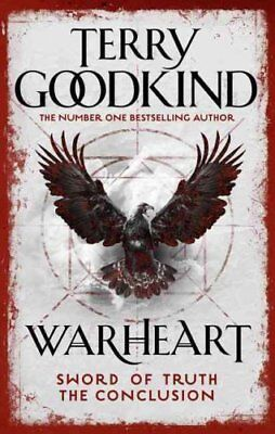 Warheart by Terry Goodkind 9781784972059 (Paperback, 2016)