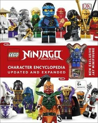 LEGO (R) Ninjago Character Encyclopedia Updated and Expanded Wi... 9780241232484