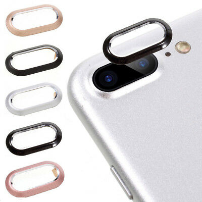 New Back Camera Protector Protective Lens Case Ring Cover For iPhone X 7 8 Plus