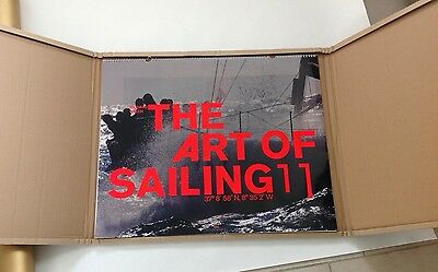 Richard Walch: THE ART OF SAILING 11 - Premium Kalender sehr rar