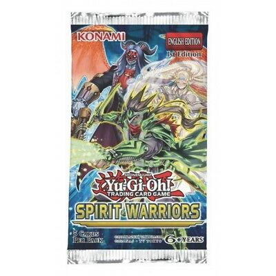 Yu-gi-oh! Spirit Warriors Booster Display (24) *german Version* [2197184]