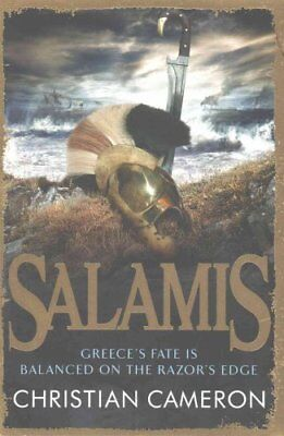 Salamis by Christian Cameron 9781409118138 (Paperback, 2016)