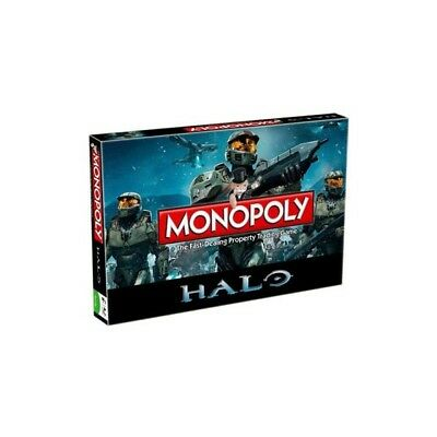 Halo Board Game Monopoly *english Version* [1134339]