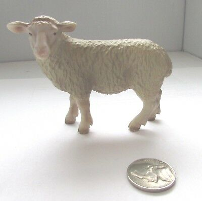 Schleich Used Retired Sheep 13283