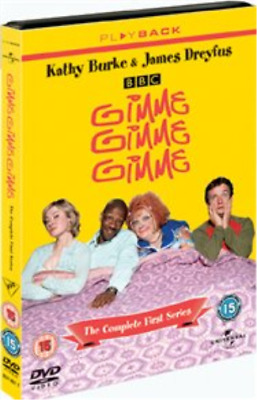 Kathy Burke, James Dreyfus-Gimme Gimme Gimme: The Complete Series 1  DVD NEW