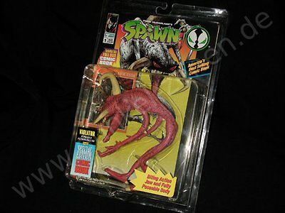 SPAWN VIOLATOR RED + spec. Edition Comic - Grusel Action-Figur rot McFarlane NEU