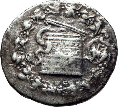 APAEMEIA in PHRYGIA 190BC Authentic Ancient Silver Greek Tetradrachm Coin i65311