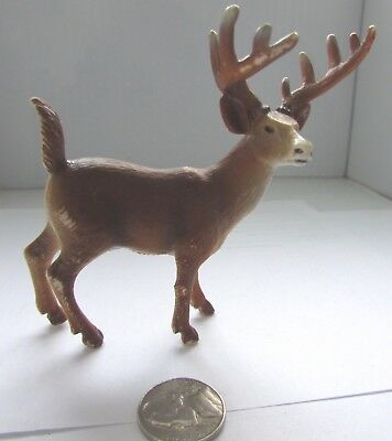 Schleich White Tailed Buck 14253 used well loved
