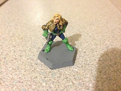 Pro Painted Judge Dredd Miniatures Game Judge Anderson 2