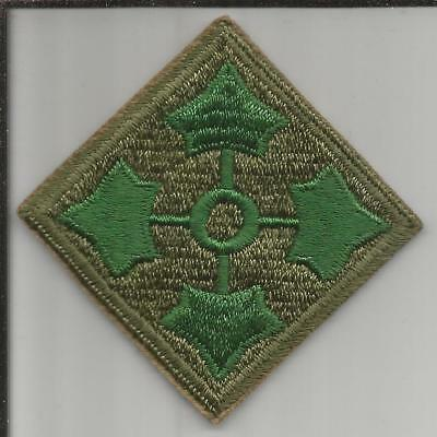 WW 2 US Army 4th Infantry Division Patch Inv# B213