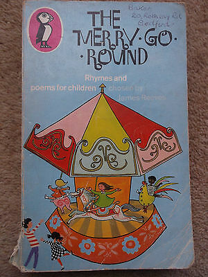 The Merry Go Round By James Reeves 1967 Paperback