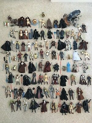 Star Wars Clone Wars,Legacy Sith and Jedi Lot,Choose your figure