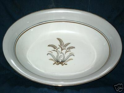 Napco Crest Royal Regency Oval Vegetable Bowl