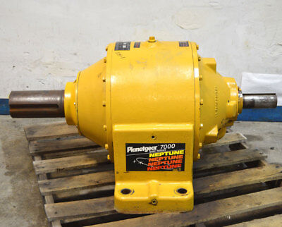 Rexnord Planetgear 7000 Neptune Gearbox Speed Reducer 4:1 80k-in-lbs 200-Hp