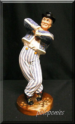 ROYAL DOULTON The Hornpipe Figurine HN21261 - Retired 1962