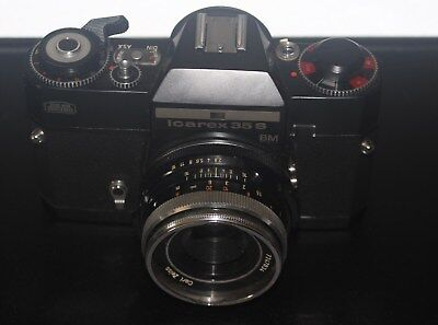 Camera Zeiss Icon Icarex 35S+Carl Zeiss Tessar 2,8:50 + Bag