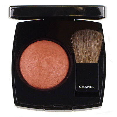 Chanel Joues Contraste Pressed Powder Blush 89 Canaille Bronze Brown Blusher