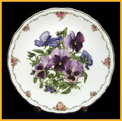Queen Mothers Favourite Flowers Pansies 2