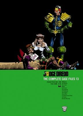 Judge Dredd: The Complete Case Files 13: Complete Case Files v. 13 (2000 Ad) (P.