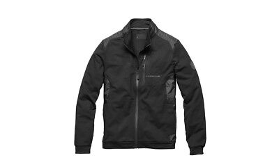 Porsche Driver's Selection Men's Sweater Jacket - Essential Collection