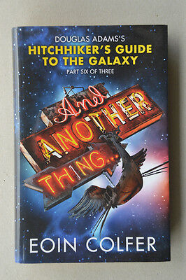 Douglas Adams's Hitchhiker's Guide To The Galaxy Part Six Of Three (Hb)