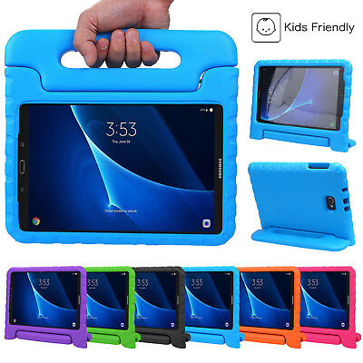 "Samsung Galaxy Tab A6 10.1"" Kids Children child Case Foam Cover stand T580 T585"