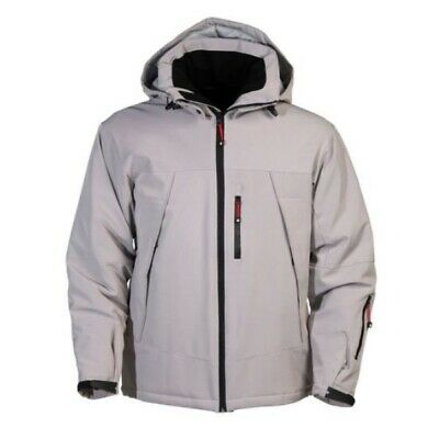 Fristads A-Code Outdoor Premium Softshell Winterjacke Kapuze Jacke altes Modell