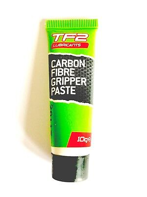 Bike-Cycle-Bicycle Weldtite TF2 Carbon Fibre Gripper Paste 10g pack
