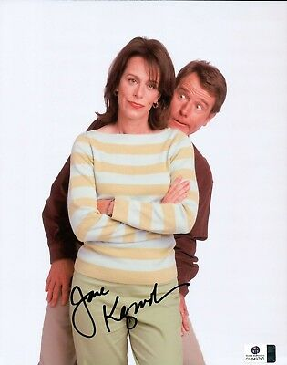 Jane Kaczmarek Signed Autographed 8X10 Photo Malcolm in the Middle GV849790