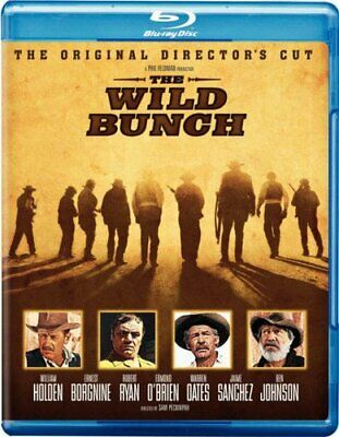 The Wild Bunch [Blu-ray] NEW!