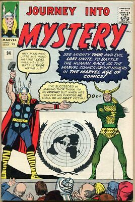 Journey Into Mystery #94 - VG/FN