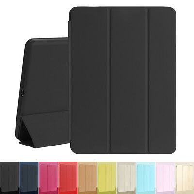 Heavy Shockproof PU Leather Smart Stand Case Cover for iPad 2 3 4/Mini/Air 1 2